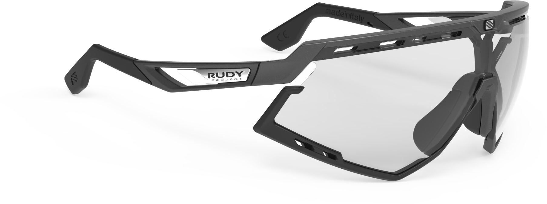 1c0feb28d9 Rudy Project Defender Graphene Glasses Graphene Grey Black - ImpactX  Photochromic 2 Black